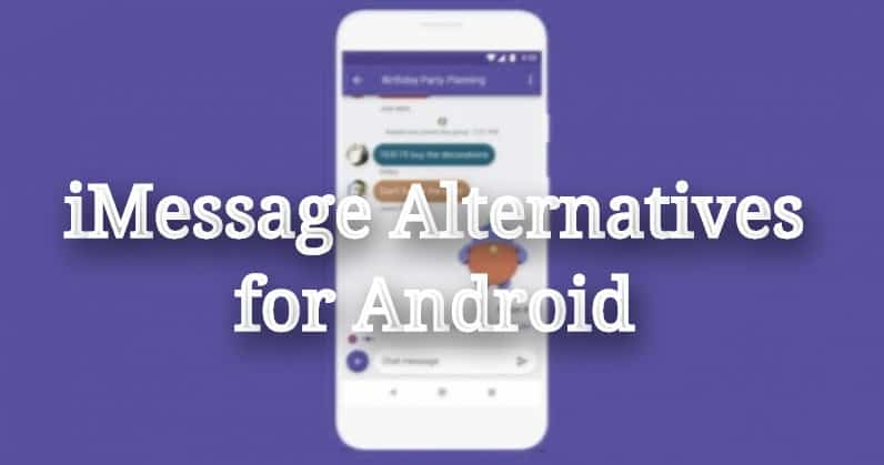imessage-for-android-alternatives